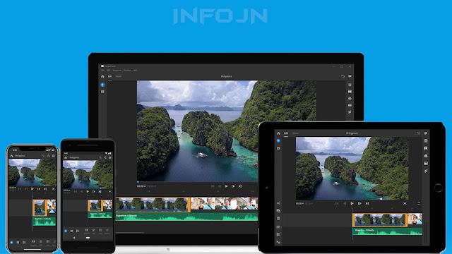 تطبيق Premiere Ruch CC من أدوبي .. سهولة وسرعة في المونتاج!