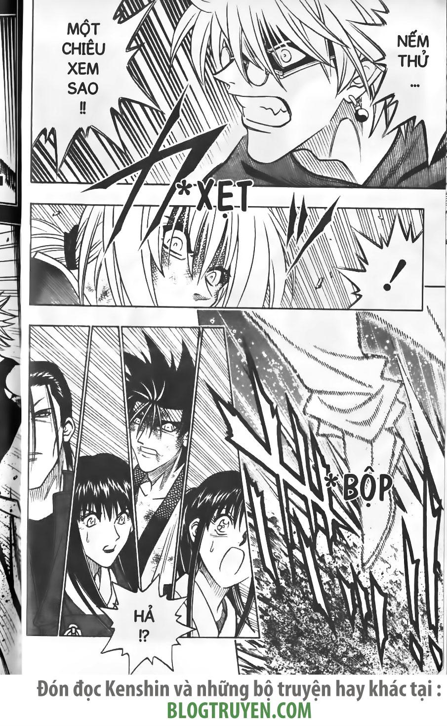 Rurouni Kenshin chap 201 trang 15