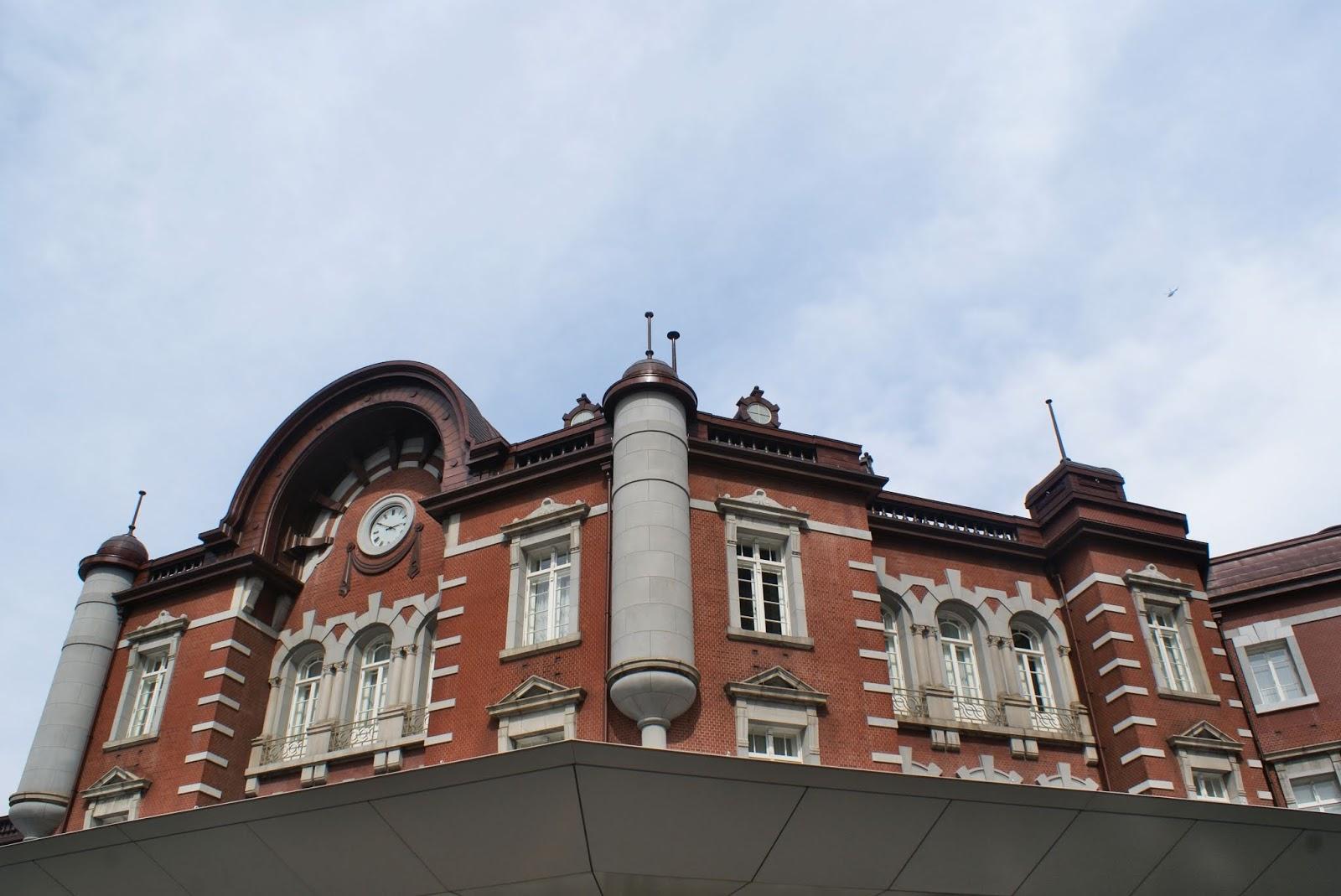 tokyo station marunouchi japan