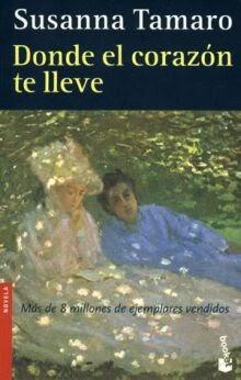 LEYENDO, LEYENDO...: DONDE EL CORAZÓN TE LLEVE / Susanna