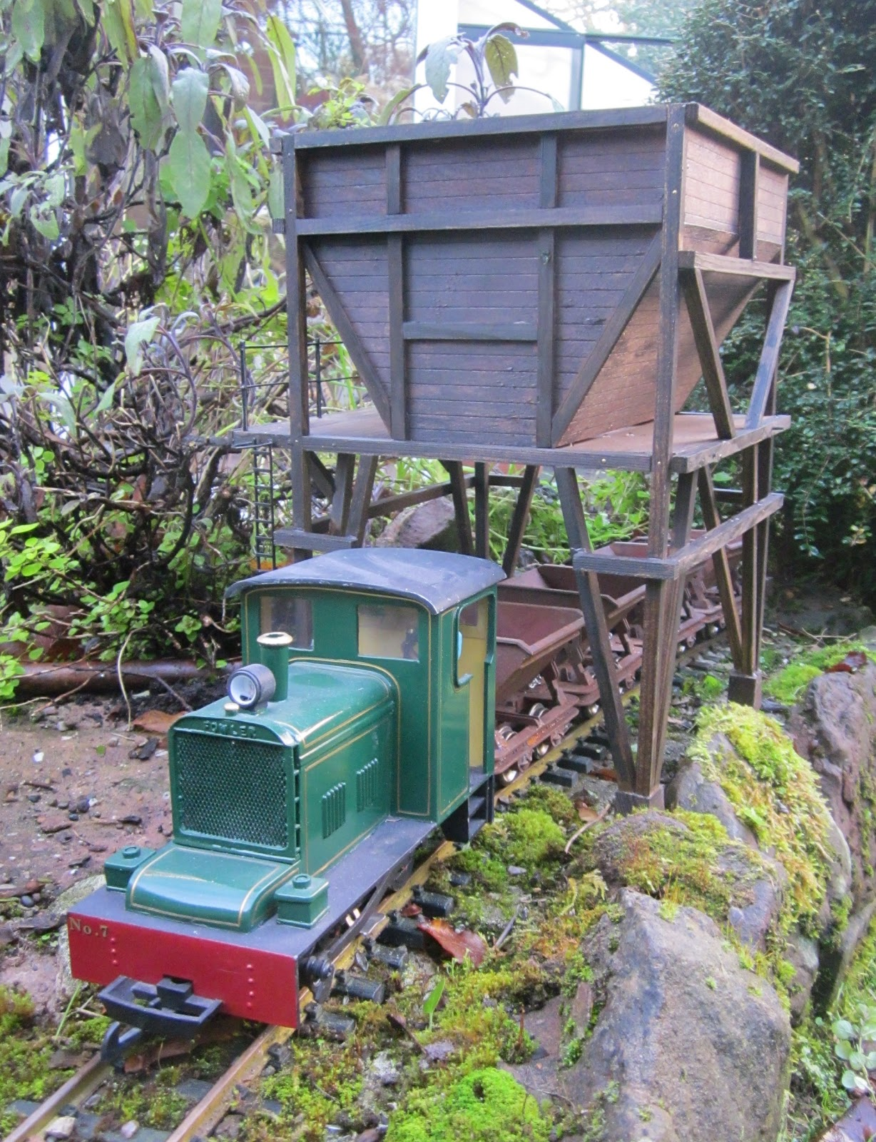 Peckforton Light Railway: 2015