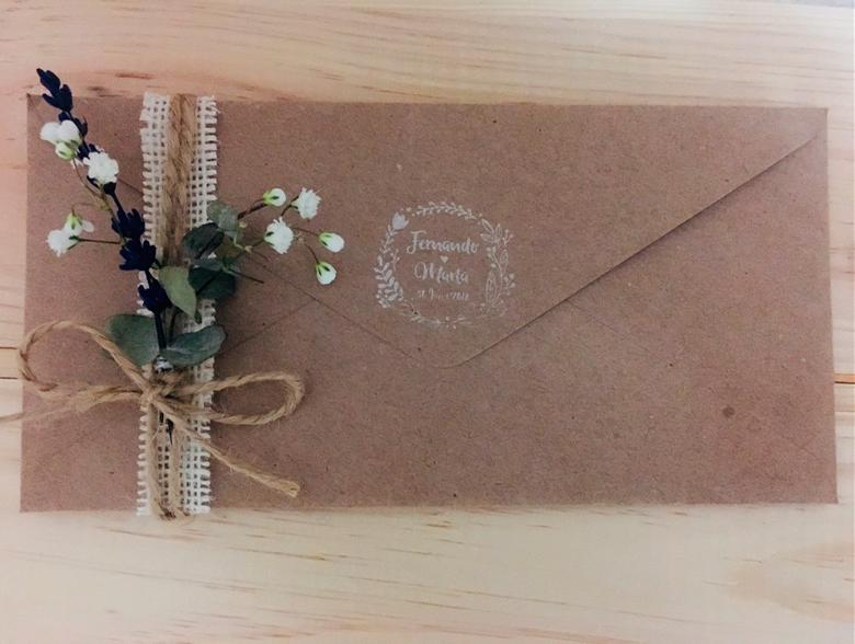 invitaciones de boda personalizadas misss mint. Retrato ilustrado