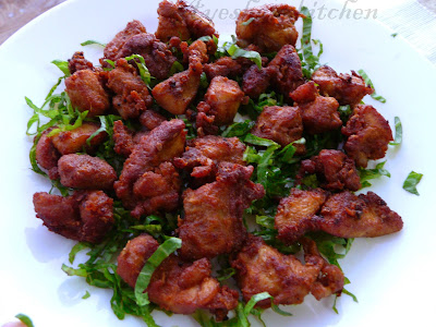 chicken 65 recipe kerala style yummy spicy chicken recipe ayeshas  kitchen