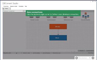 DBConvert Studio 1.1.1