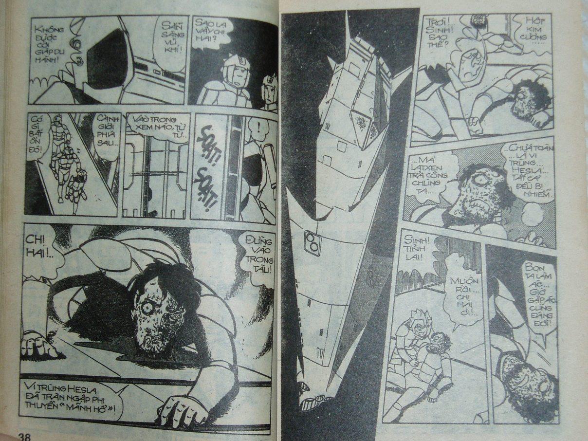 Siêu nhân Locke vol 04 trang 19