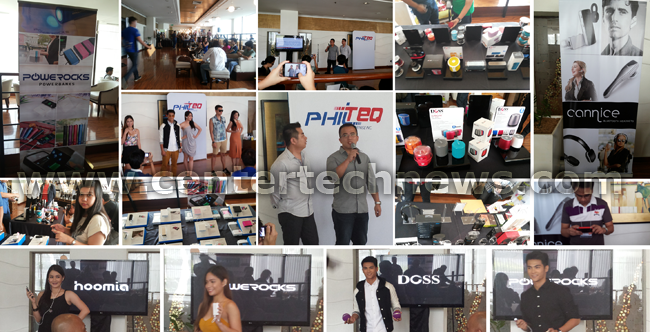 PHILTEQ Interprise INC. Accessories Company Press Launch Overviews May 6, 2014