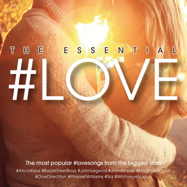 Download [Mp3]-[HoT Love] The Essential LOVE (2017) @320Kbps 4shared By Pleng-mun.com