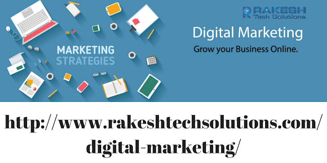 Digital Marketing (SEO, SMO, SEM And SMO) Online Training