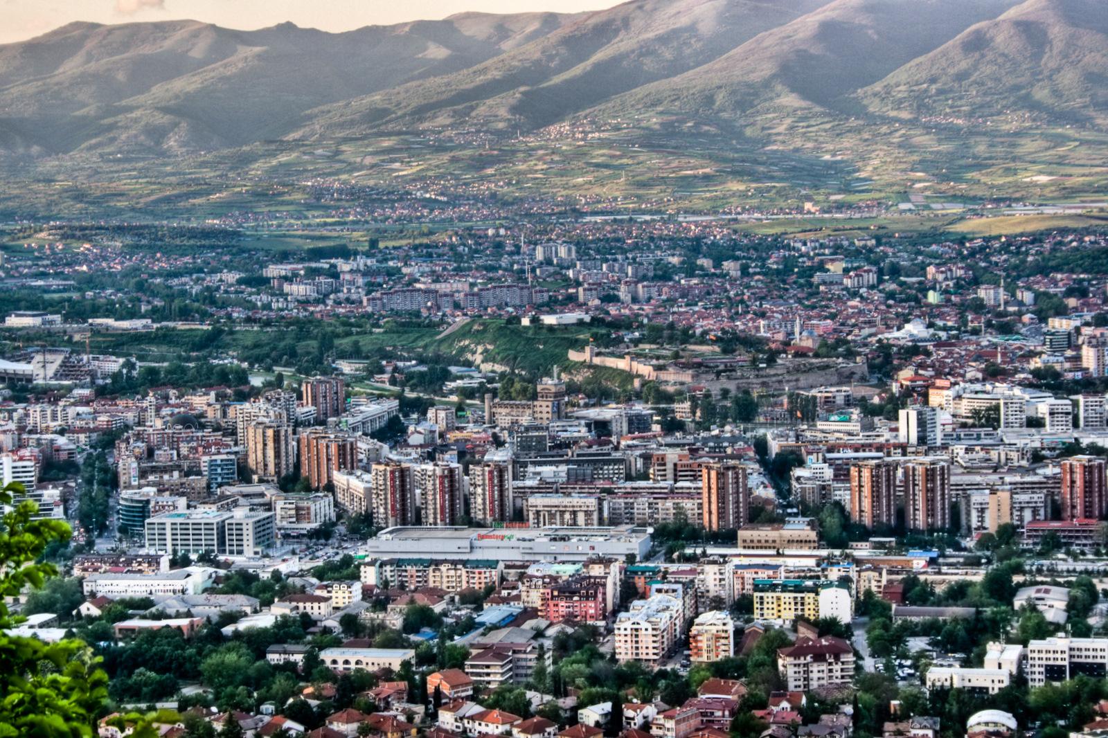 Skopje - Capital da Macedônia