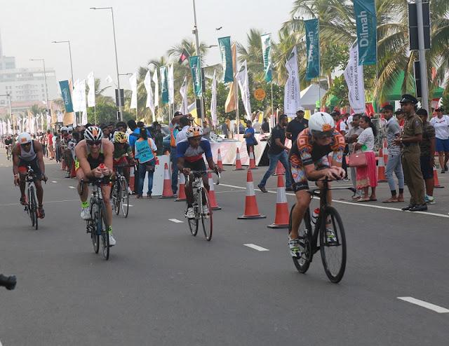 22 top Middle East Triathletes Headed for so Sri Lanka Ironman Triathlon Colombo