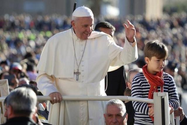 Kado Paus Untuk Minoritas Katolik di Malmo