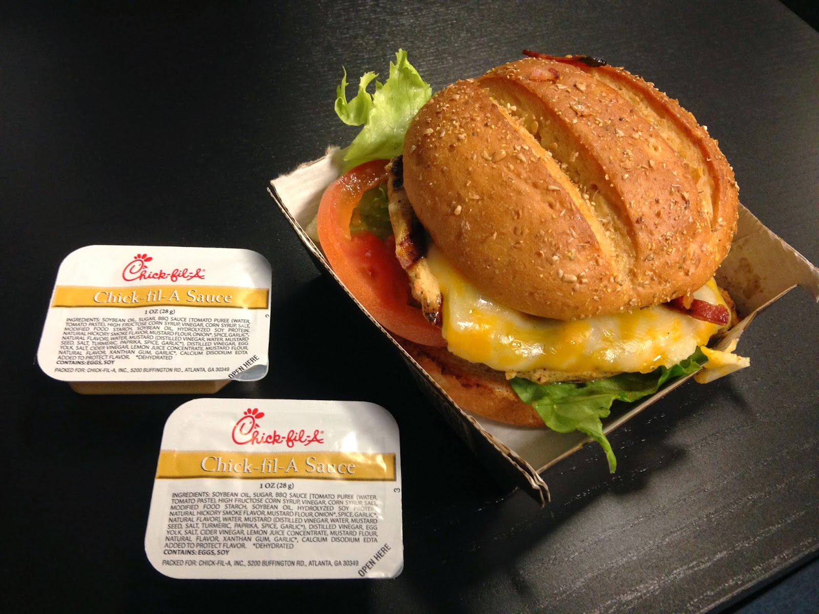 Danielle's Dish: Review: Chick-fil-A