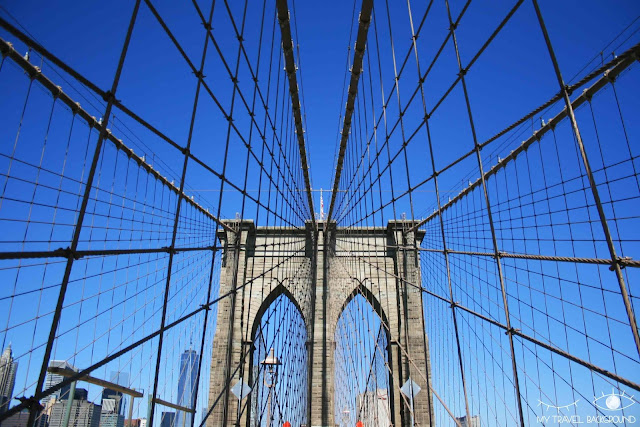 My Travel Background : Une semaine à New York - Brooklyn Bridge