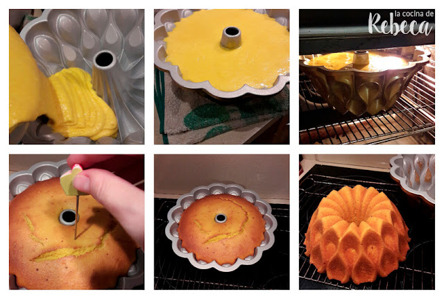 Receta de bundt cake de mandarina 03