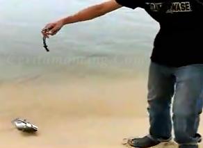 Mancing Pantai Dapat Ikan Belukang Di Ketawain Kawan