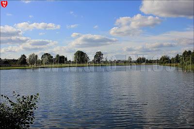 Озеро в Ивье