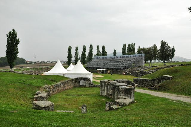 amfiteatr w Carnuntum