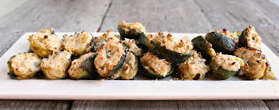 Cheese Stuffed Brussels Sprouts