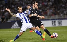 Real Madrid Vs Real Sociedad 3-1 LA Liga 2017