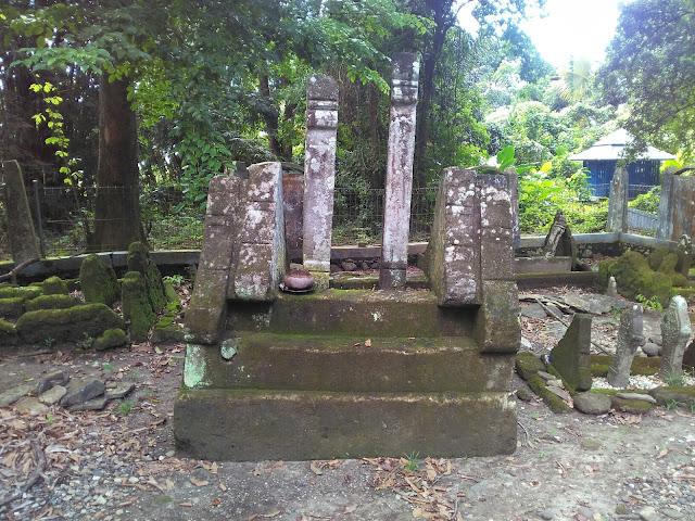 Makam raja-raja Nepo