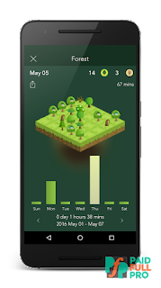 Forest Stay focused Premium Unlocked APK