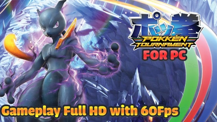 pokken tournament arcade pc download