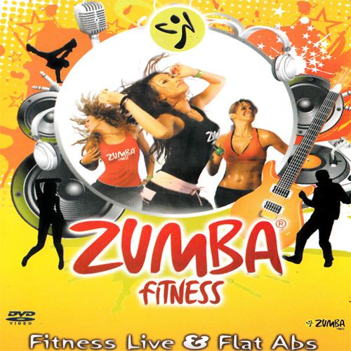 Zumba Fitness Live Dvd: Fitness Live And Flat Abs