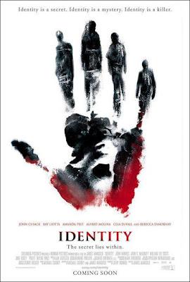 Identity 2003 DVD R1 NTSC Latino