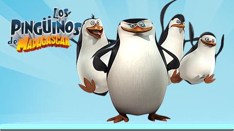 Ver Los pingüinos de Madagascar Online