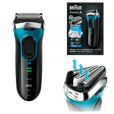 Braun Series 3 Wet and Dry Foil Shaver