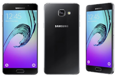 Samsung Galaxy A5 2017 di Indonesia