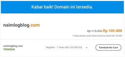 Cara Membeli Dan Membayar Domain Di Indomaret Atau Alfamart