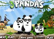 juegos de aventuras 3 pandas
