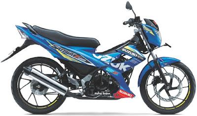 Harga motor Suzuki baru (gress) lengkap