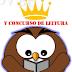 V Concurso de Leitura - Alunos apurados para a final
