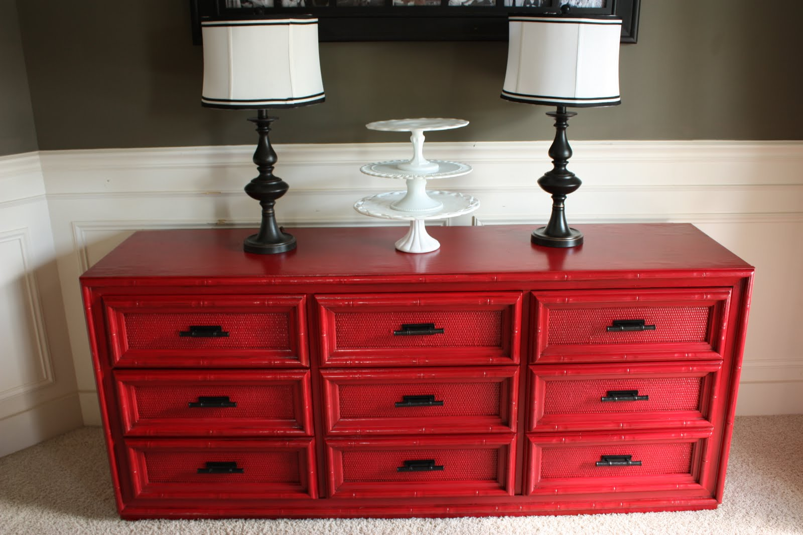 The Yellow Cape Cod The Red Dresser Part II
