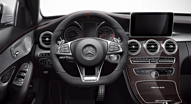 Suv Floor Mats >> New Mercedes-Benz C63s AMG Edition 1 Also Revealed