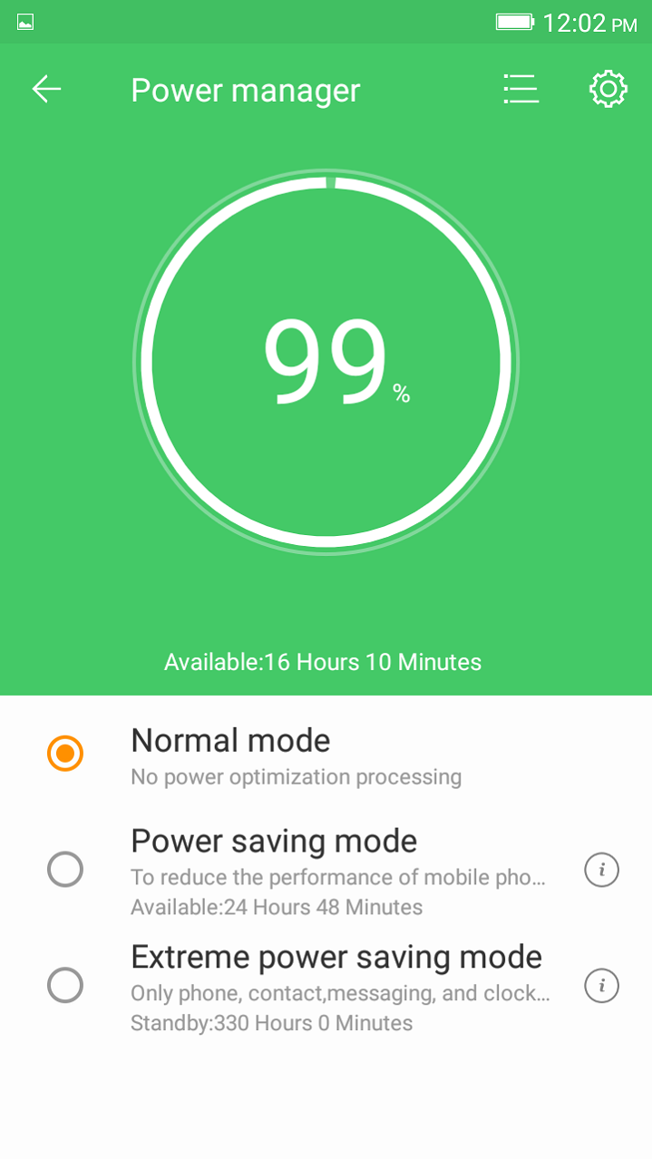 Primo RM3 Battery