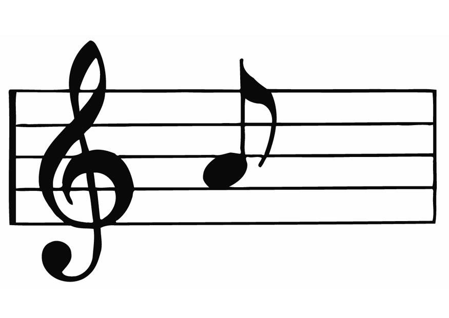 Memorizar las Notas Musicales en el Pentagrama La Academia de Música ...