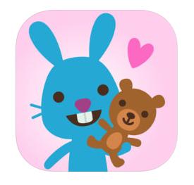 App Sagomini Frieds review reseña preescolar