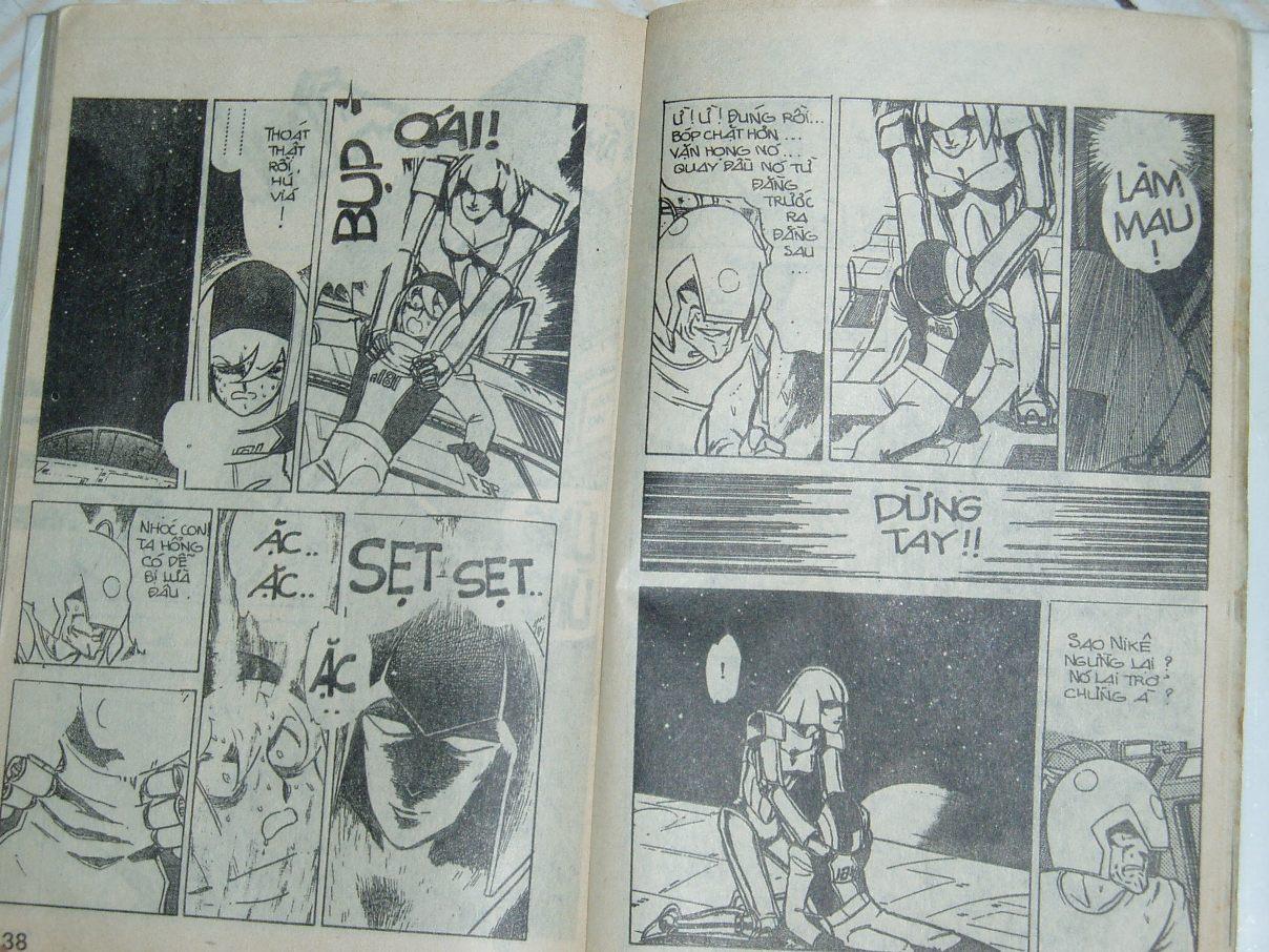 Siêu nhân Locke vol 03 trang 69