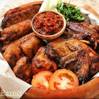 Ide Resep Masak Ayam Bacem Super Nagih