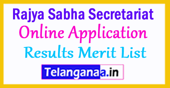 Rajya Sabha Secretariat Online Application 2018 Exam Date Expected Cutoff