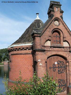 Hamburg Wasserkunstinsel