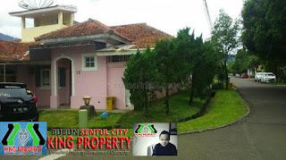 Rp.1.1 Milyar Dijual Rumah Posisi Hook Di Udayana Sentul City Bogor (code:254)