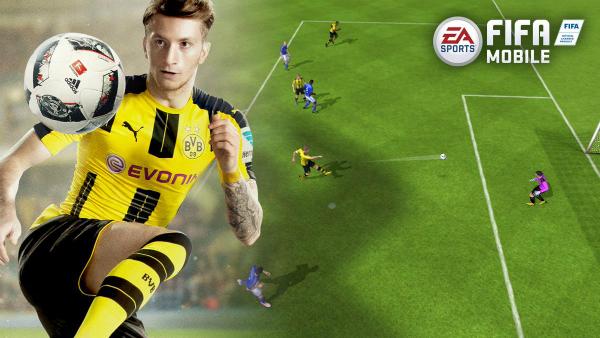 أخيرا لعبة FIFA Mobile 2017 متوفرة على الأجهزة المحمولة