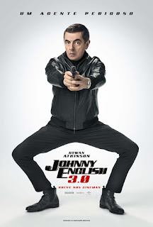 Johnny English 3.0 - Dublado