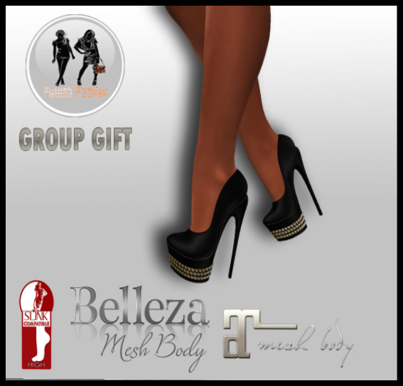 Jewelstyle Second Life: FEMALE GROUP GIFTS -  :HOTTEST