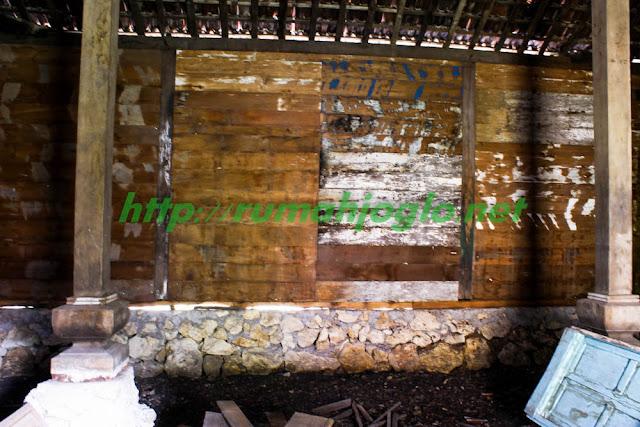 Rumah Joglo Ndoro Angklung di Jual