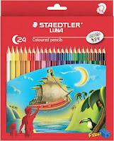 Staedtler Pensil yang paling Terbaik Untuk Anak Menggambar